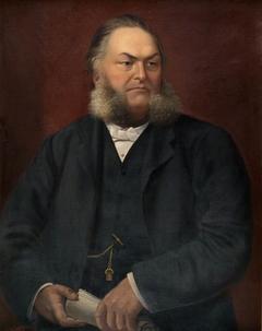 Reverend E. Herbert Evans of Carnarvon (1836–1896)