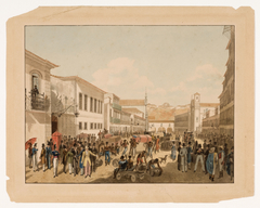 Rua Direita, Rio de Janeiro (atribuído)