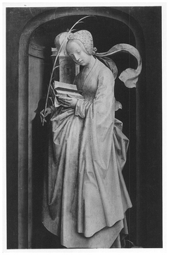 Saint Barbara from Nicodemia