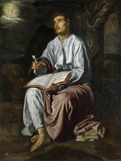 Saint John the Evangelist on the Island of Patmos