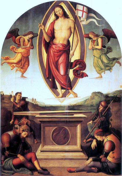 San Francesco al Prato Resurrection