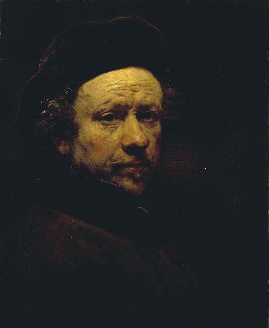 Self-portrait aged 51