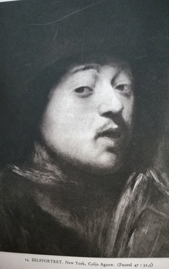 Self-Portrait or Bust of a Man