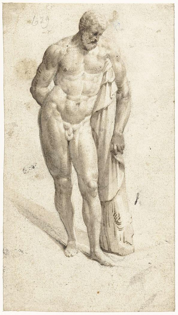 Staande Hercules
