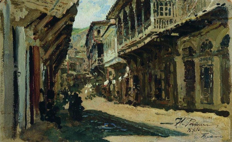 Street in Tiflis
