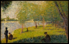 "Study for ""A Sunday on La Grande Jatte"""