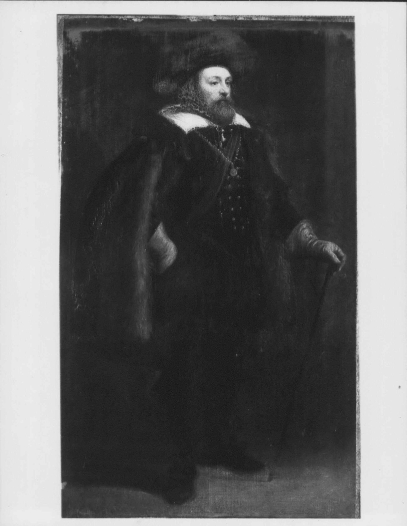 Study of a Spanish Nobleman