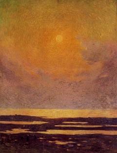 Sunset on the Coast