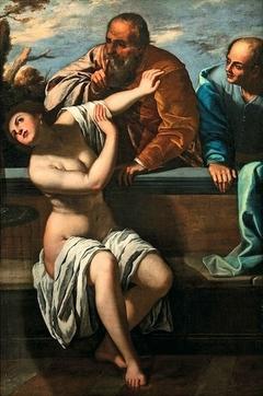 Susannah and the Elders