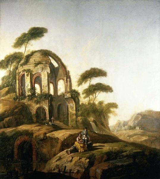 Temple of Minerva Medica in Rome