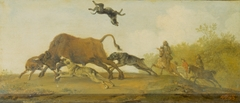 The Bull Hunt