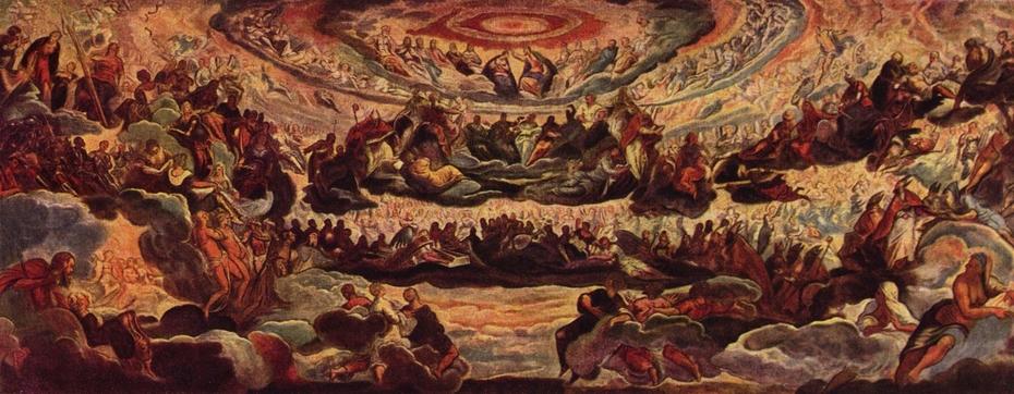 The Coronation of the Virgin