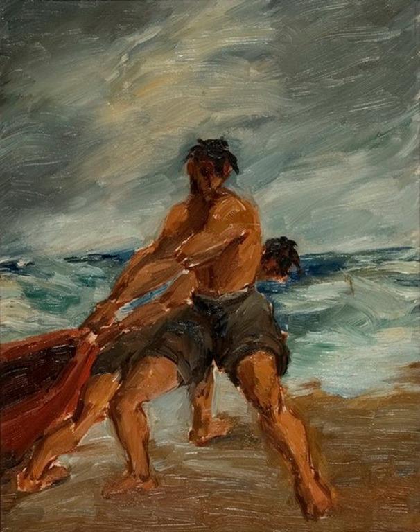 The Fisherman - Ο Ψαράς