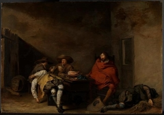 The Guardroom