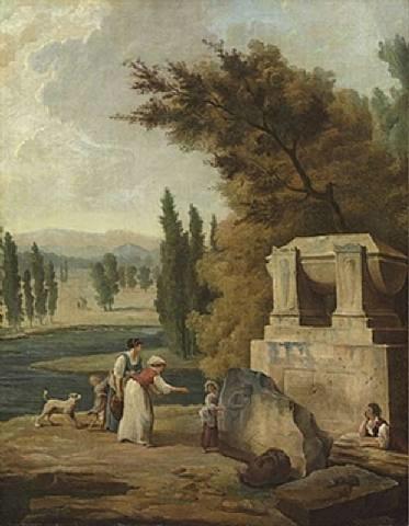 The Park of Ermenonville