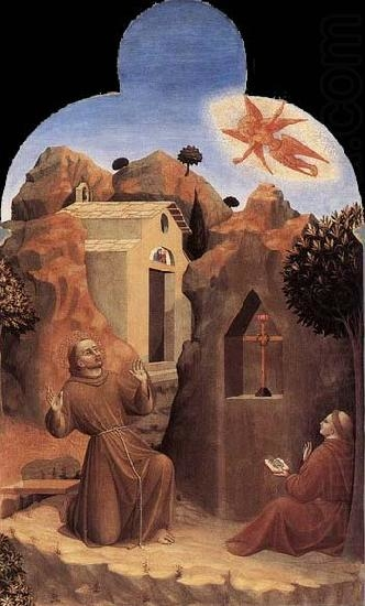 The Stigmatisation of Saint Francis
