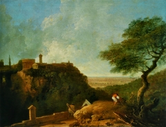 The Temple of the Sibyl, Tivoli