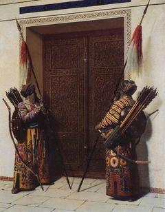 Timur's doors