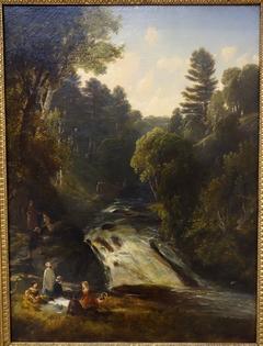 Tivoli Falls