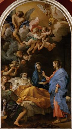 Tod des Hl. Joseph