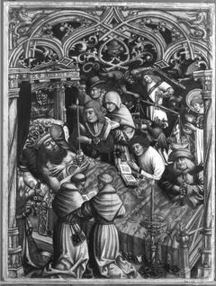 Tod des Kaisers Heinrich (Werkstatt)