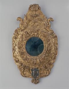 Tondo mirror frame