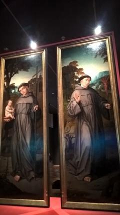 Triptych of the Calheta Matrix Church