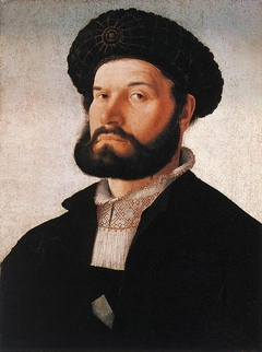 Venetian Man