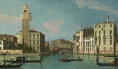 Venice: Entrance to the Cannaregio