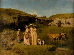 Young Ladies of the Village