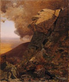 A Cliff in the Katskills