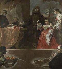 A Homage to Velázquez