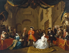 A Scene from 'The Beggar's Opera' VI