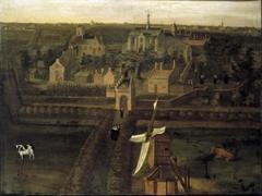 Abdij Leeuwenhorst bij Noordwijk
