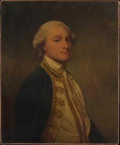 Admiral Sir Chaloner Ogle (1726–1816)