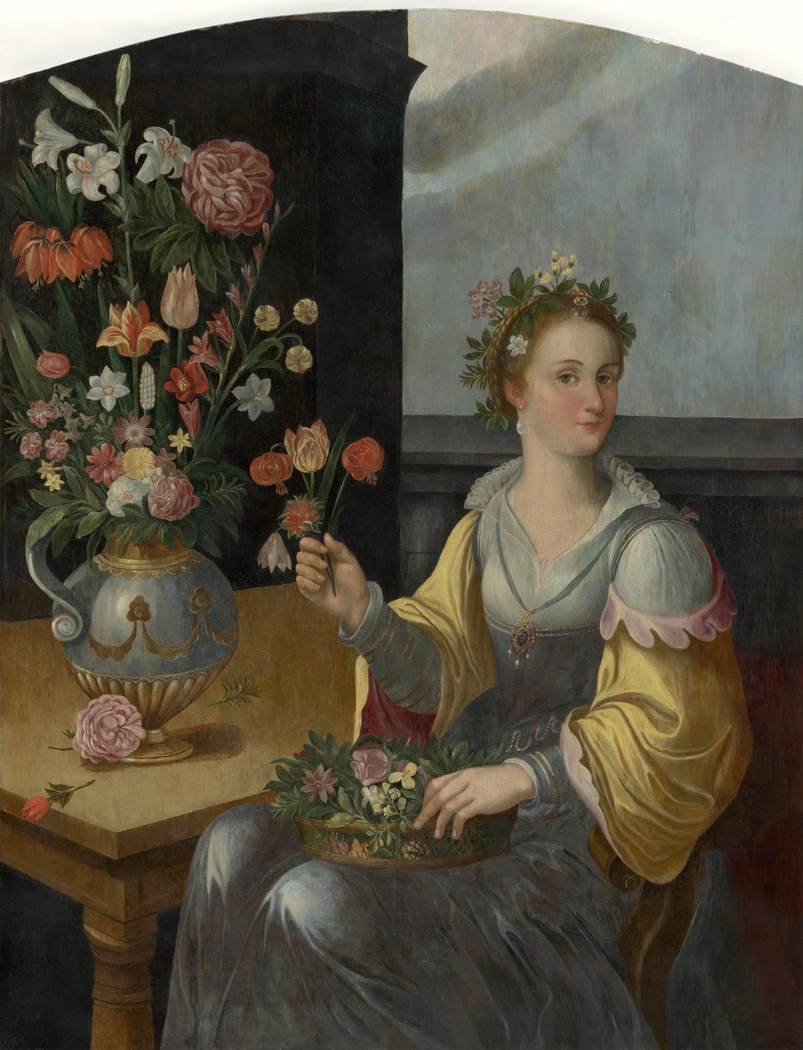 Allegory of Flora