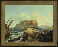Castello dell'Ovo, Bay of Naples
