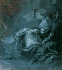 Christus am Ölberg (I)