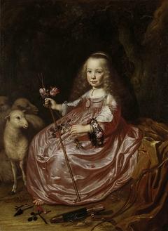 Clara Alewijn (1635-74(. Daughter of Abraham Alewijn and Geertruid Hooftman