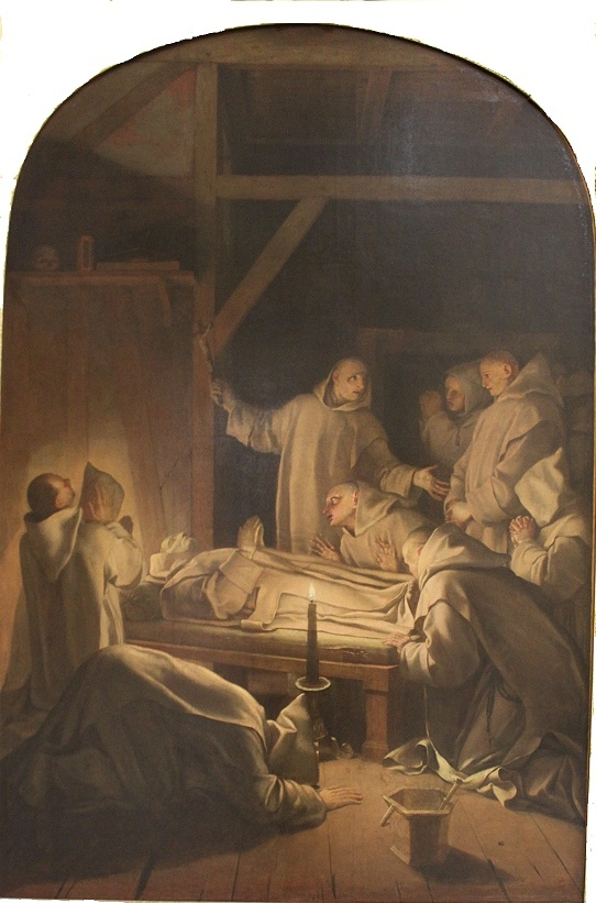 Death of St Bruno