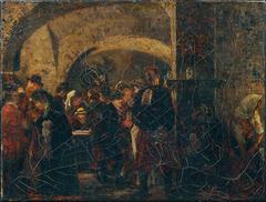 Der Esterházykeller in Wien