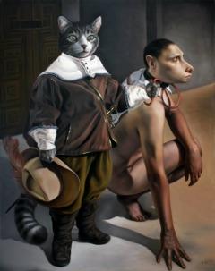 El minino de Velazquez