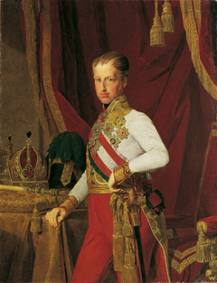 Emperor Ferdinand I of Austria