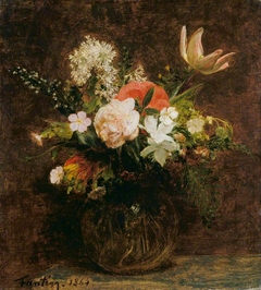 Flowers: Tulips, Azaleas and Roses