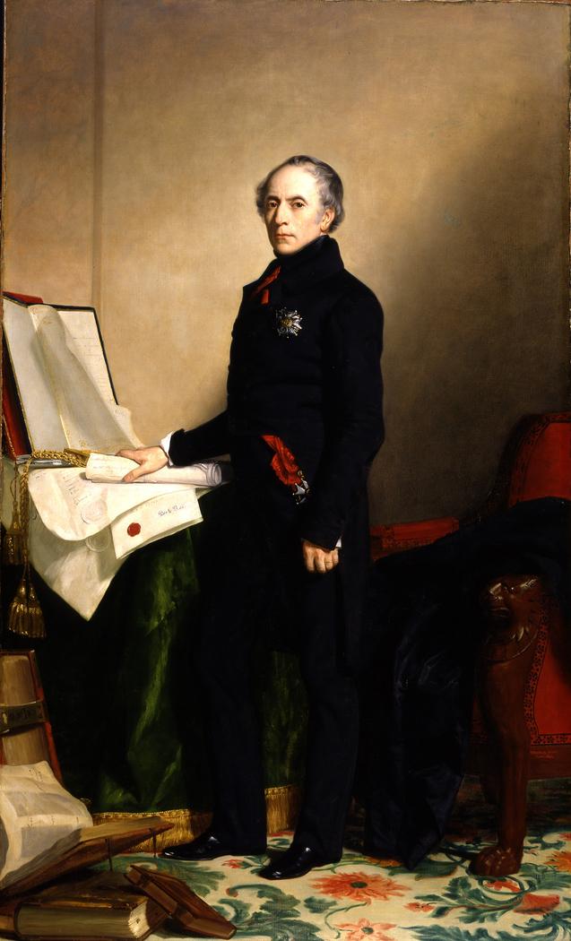 Francois Pierre Guillaume Guizot
