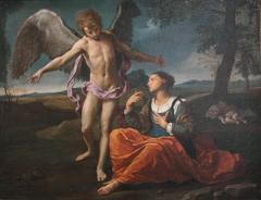 Hagar and the angel
