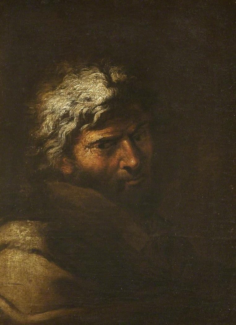 Head of a Philosopher, called 'Democritus'