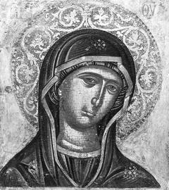 Head of the Virgin