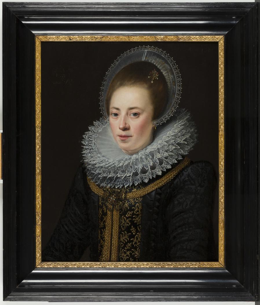 Helena de Pottere (1586-1637).