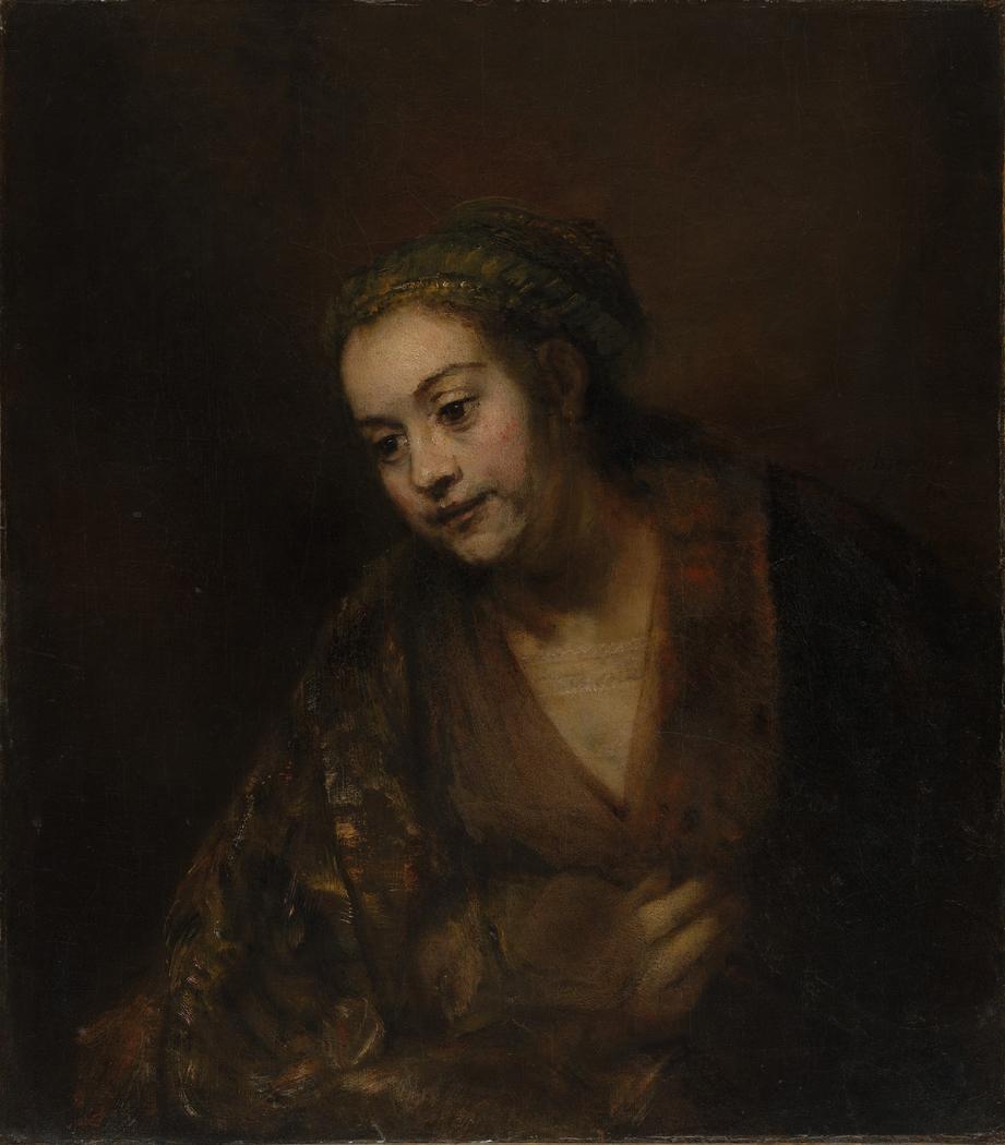 Hendrickje Stoffels (1626–1663)